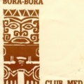 welcome Bora Bora 1991