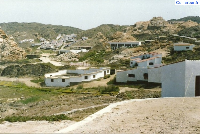 Cadques  village 1984