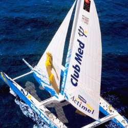 Courses au Large - Club Med (The Race)